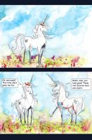 Prowl is a Unicorn by The-Starhorse