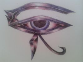 Eye of horus (original design) by jainism1492