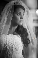 Beautiful Bride. by Enigma-Fotos
