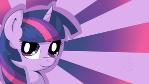 Twilight Wallpaper by Victoriathekitty