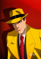 Dick Tracy by Des Taylor by DESPOP