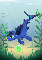 Fish Element by Icaron