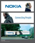 Nokia: Connected by alvinpck