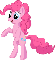 Pinkie Pie by Kartz