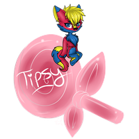 G: Tipsy on a CANDEH by Libra-Dragoness