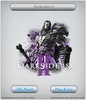 Darksiders II - Icon 3 by Crussong