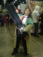 Trigun: Milly Thompson AX 11 by MidnightLiger0