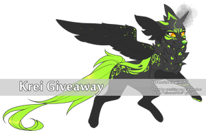 [A] Krei Giveaway [CLOSED] by Oh-ka