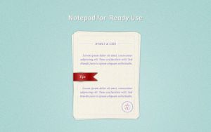 Notepad PSD by SuTegin