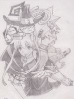 soul eater by sangre1
