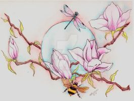 Keepers of the Magnolias by concettasdesigns