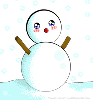 Snowman Fo You by SometimesCats