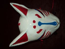 Kitsune Mask by Ultimaknight333