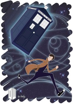 Dr Who by desty-who