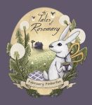 The Tales of Rosemary - Book Cover by TwodeeWeaver