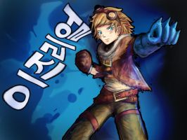 Ezreal by Huntermanx