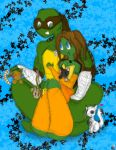 TMNT - Koujiro and Claire by ShadowDemon101