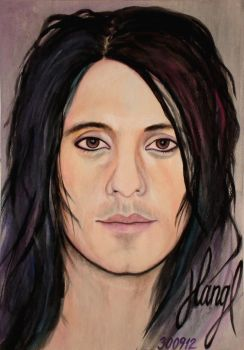 Criss Angel by EvelinLang