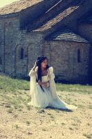 Medieval Bride I by angelcurioso