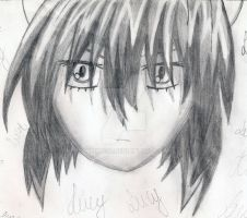 My version Lucy by himika93