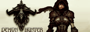 Demon Hunter 01 by ThatDeathKnight69