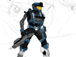 Halo Reach WIP2 by Jener96