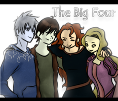 the big four by ficakes911