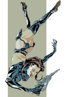 AEON FLUX by lucirgo