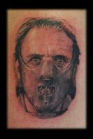 Hannibal Lecter by Omedon