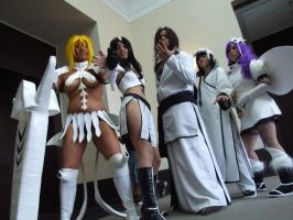 Arrancar attack by Ninjanana707