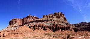 The Castle Panorama by Caloxort