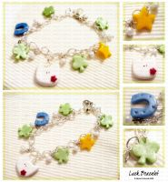 Luck Bracelet by ChocoAng3l