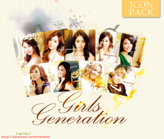 SNSD Icon Pack by Nert98