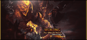 Wukong - The Ultimate Power by BlfgArt