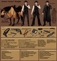 Cowboy Arley Bio by DJCoulz