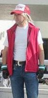 Terry Bogard cosplay 21 by IronCobraAM