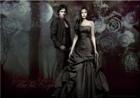 Vampire Diaries by VaL-DeViAnT