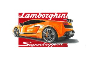 Superleggera by przemus