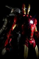 Hot Toys Iron Man 2 Poster by Figure-Gallery