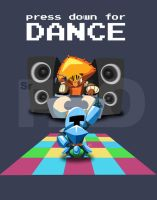 Press down for DANCE! :contest: :VOTE: by SrPelo