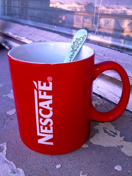 Nescafe morning by Sown