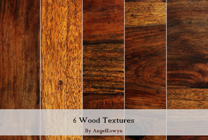 Wood Texture Pack by AngelEowyn
