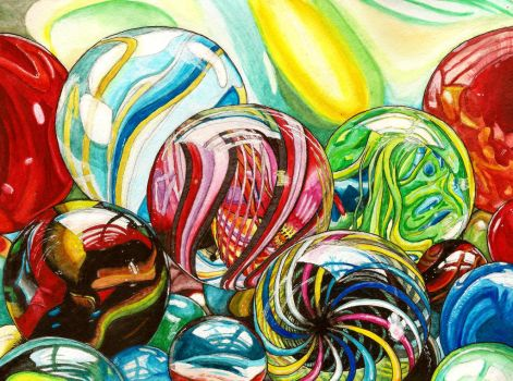 Marbles by sitres