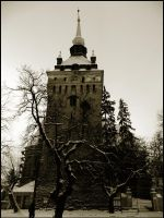 Tower Church by maze-of-horror