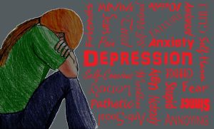 Depression by n1saxmds