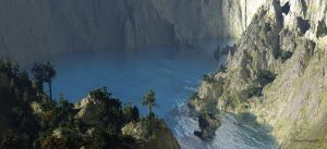 Inside Crater Lake by 2753Productions