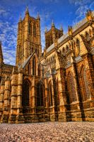 Lincoln Cathedral 1... by TheBaldingOne