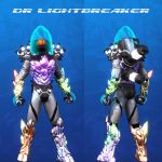 Dr Lightbreaker by Bracey100
