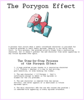 The Porygon Effect: What Is It? by WritingForNoReason