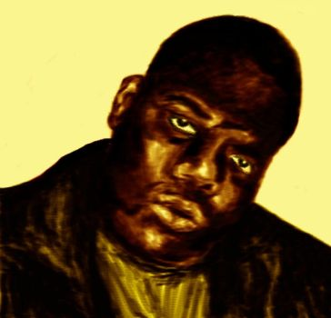 Notorious B.I.G. Shawn Wallace by z32power